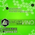 KARZ, Gene - Optima (Front Cover)