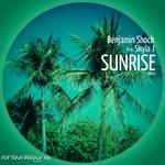 SHOCK, Benjamin feat SKYLA J - Sunrise EP (Front Cover)