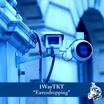 1WAYTKT - Eavesdropping (Front Cover)