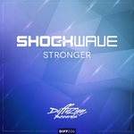 SHOCKWAVE - Stronger (Front Cover)