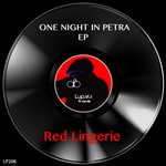 RED LINGERIE - One Night In Petra EP (Front Cover)