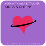 YORK/TAUCHER/AYLA - Kings & Queens (Front Cover)