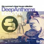 VARIOUS - Sirup Deep Anthems Ibiza 2015 (Front Cover)