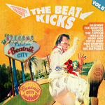 VARIOUS - The Beat Kicks Vol 2 (Front Cover)