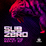 SUB ZERO - Inside The Beast EP (Front Cover)