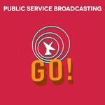 PUBLIC SERVICE BROADCASTING - Go (remixes) (Front Cover)