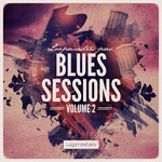 LOOPMASTERS - The Blues Sessions Vol 2 (Sample Pack WAV/MIDI) (Front Cover)