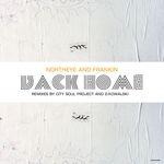 NORTHEYE/FRANKIN - Back Home (remixes) (Front Cover)