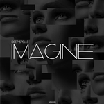 DEEP SPELLE feat AMY G - Imagine (Front Cover)