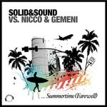 SOLID&SOUND vs NICCO/GEMENI - Summertime (Farewell) (Front Cover)