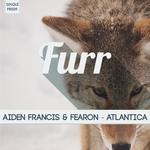 FRANCIS, Aiden/FEARON - Atlantica (Front Cover)