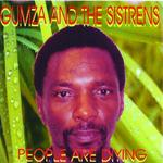 GUMZA & THE SISTRENS - People Are Dying (Front Cover)