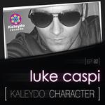 CASPI, Luke - Kaleydo Character: Luke Caspi EP 02 (Front Cover)