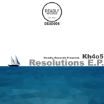 KH4O5 - Resolutions EP (Front Cover)