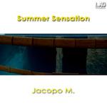 JACOPO M - Summer Sensation (Front Cover)