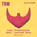 LOST FREQUENCIES feat JANIECK DEVY - Reality (Front Cover)
