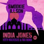 SMOOKIE ILLSON - India Jones (Front Cover)