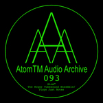 ATOMTM - The Roger Tubesound Ensemble (Front Cover)
