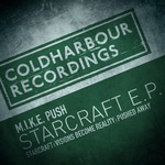 MIKE PUSH - Starcraft EP (Front Cover)