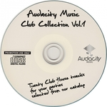 Audacity Music Club Collection Vol 1