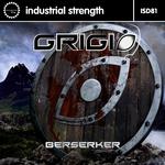 GRIGIO - Berserker (Front Cover)