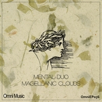 MENTAL DUO - Magellanic Clouds EP (Front Cover)