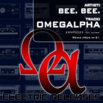 BEE BEE - Omegalpha (Front Cover)