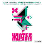 Winter Sunset Remixes Part.1 (Green Valley Winter Music 2015 Anthem)