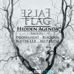 FALSEFLAG - Hidden Agenda (Front Cover)