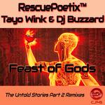 Feast Of Gods (The Untold Stories Part 2 remixes by Tayo Wink & DJ Buzzard)