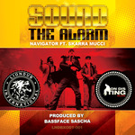 NAVIGATOR feat SKARRA MUCCI & BASSFACE SASCHA - Sound The Alarm (Back Cover)