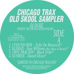 Chicago Trax Old Skool Sampler Vol 2