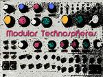 SAMPLE LOOPS - Modular Technospheres (Sample Pack WAV) (Front Cover)