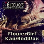 KAWANDWAX - FlowerGirl (Front Cover)