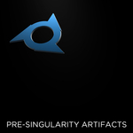 BORJA/OVERTHINK/QUADRATIC/KID DROID - Pre-Singularity Artifacts (Front Cover)