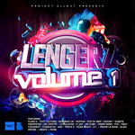 VARIOUS - Lengerz Vol 1 (Front Cover)