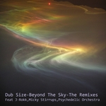 DUB SIZE - Beyond The Sky (remixes) (Front Cover)