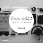 Selected Items 2015 Vol 2