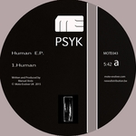 PSYK - Human (Front Cover)