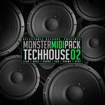 Tech House Monster MIDI Pack 02 (Sample Pack MIDI)