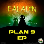 PALADIN - Plan 9 EP (Front Cover)