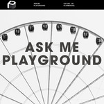 ASK ME - Playground (Front Cover)