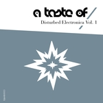 VARIOUS - Disturbed Electronica Vol 1 (Front Cover)