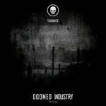 VARIOUS - Doomed Industry (Front Cover)