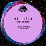 MAIA, Rui - Trinity Of Thunder (Front Cover)