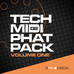 Tech MIDI Phat Pack Vol 1 (Sample Pack MIDI)