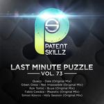 LAST MINUTE PUZZLE Vol 73