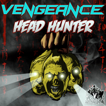 VENGEANCE - Head Hunter (Front Cover)