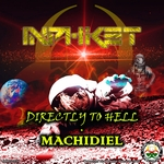 INPHKET - Direct To Hell/Machidiel (Front Cover)