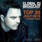 Global DJ Broadcast (Top 20 July 2015)
